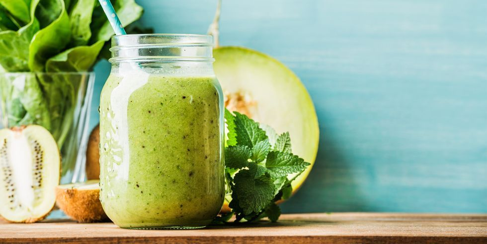 Breakfast lunch and dinner smoothies for weight loss