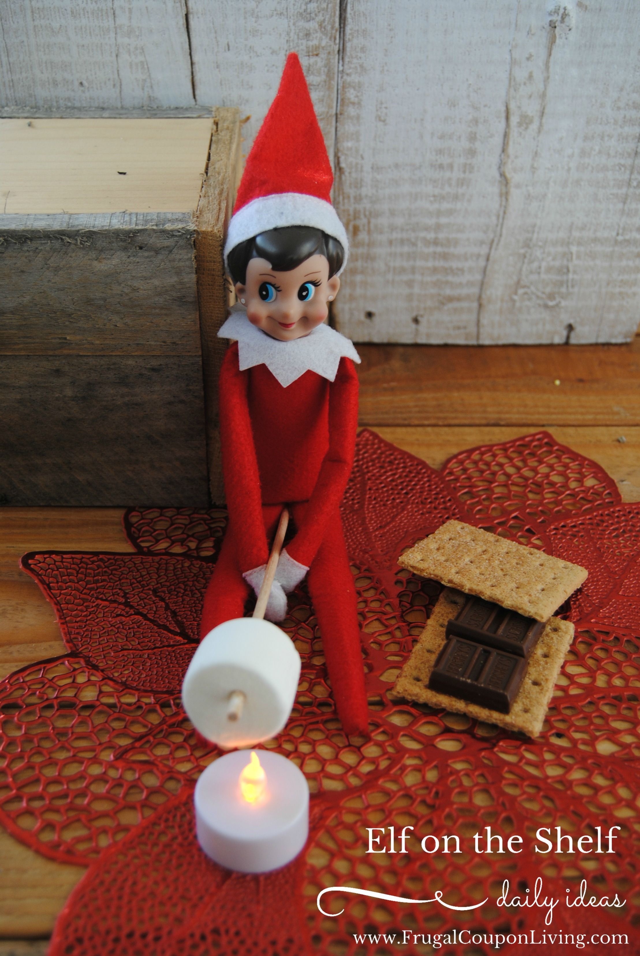 101 Elf On The Shelf Ideas - Blossom Bunkhouse