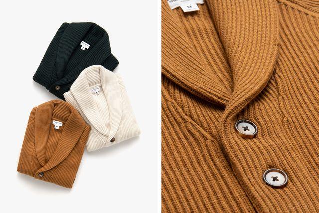 merino wool outerwear