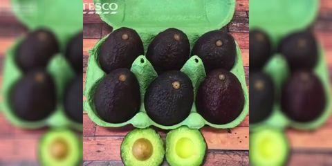 Tesco now stocks mini 'snack-sized' avocados