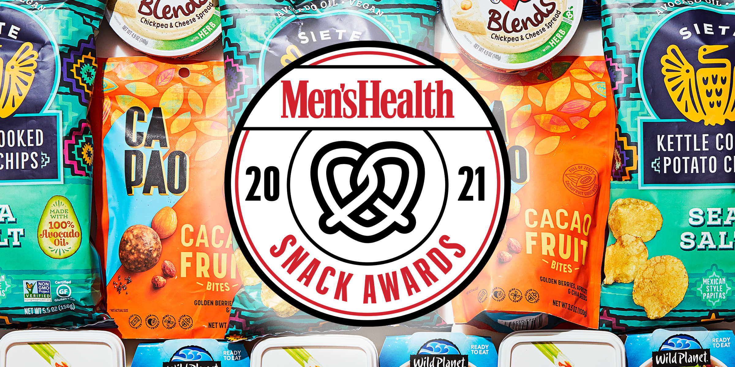 Here Are the Winners of the 2021 Snack Awards