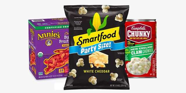 snacks roundup