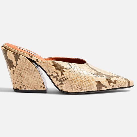 Topshop's vegan shoes