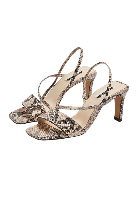 69f701e8bf8d best animal print shoes - snake print sandals. Topshop