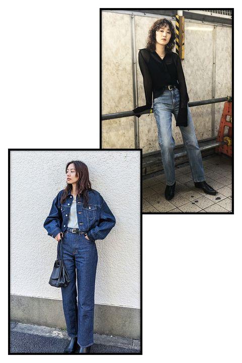 Denim, Jeans, Clothing, Photograph, Blue, Textile, Shoulder, Snapshot, Fashion, Street fashion,