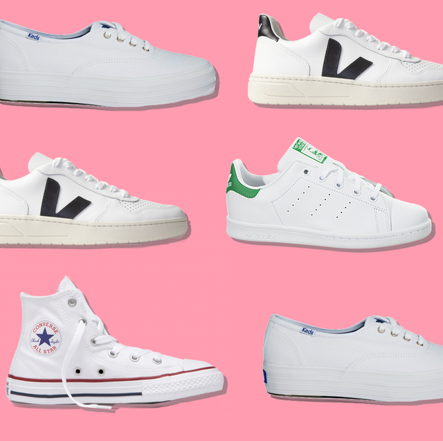 purchase cheap limited guantity discount sale 16 Best White Sneakers for Women in 2020