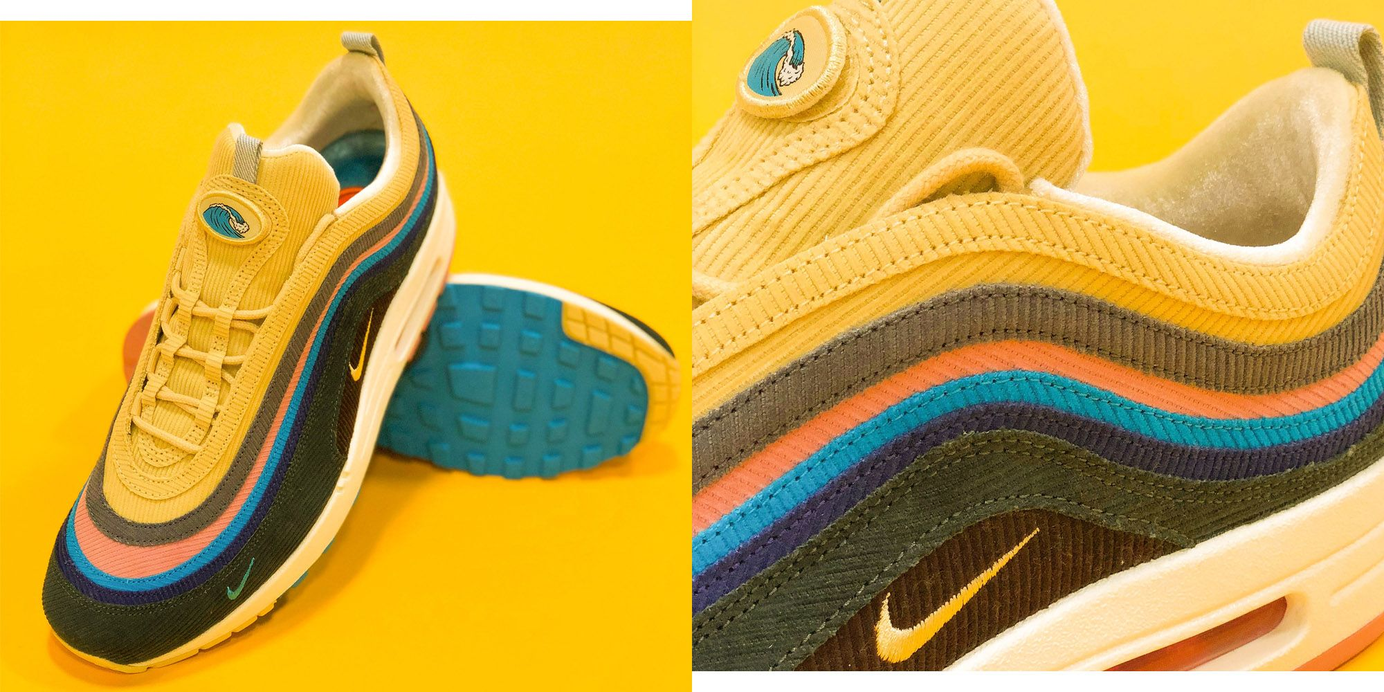 Celebrate Air Max Day With a Close-Up Look at the Nike AM 1 97  Sean  Wotherspoon  f3ac6dcae