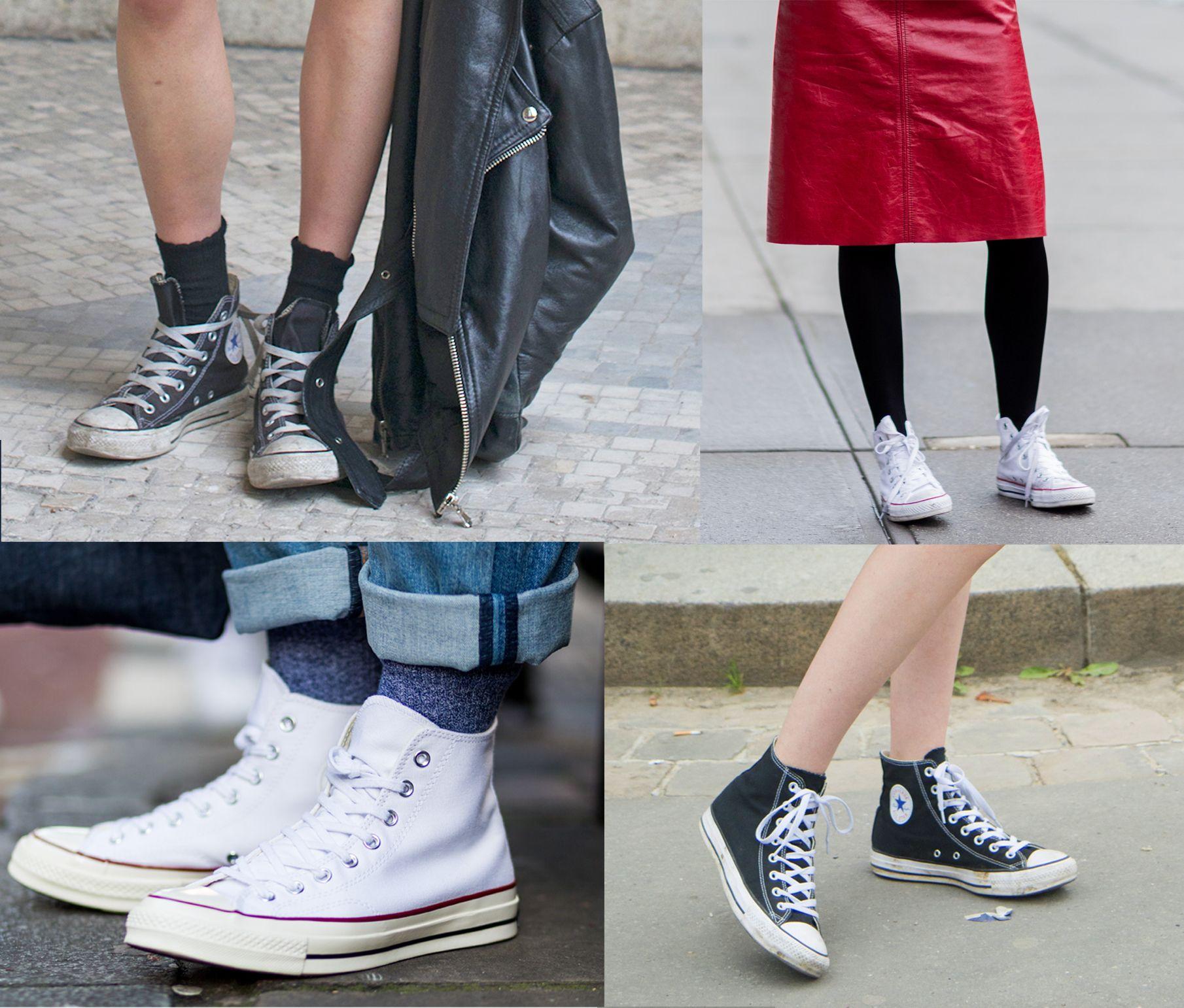 vans calze corte