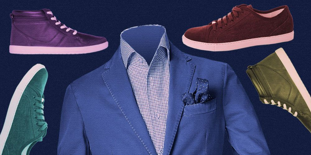 11 Sneakers You Can Wear With a Suit
