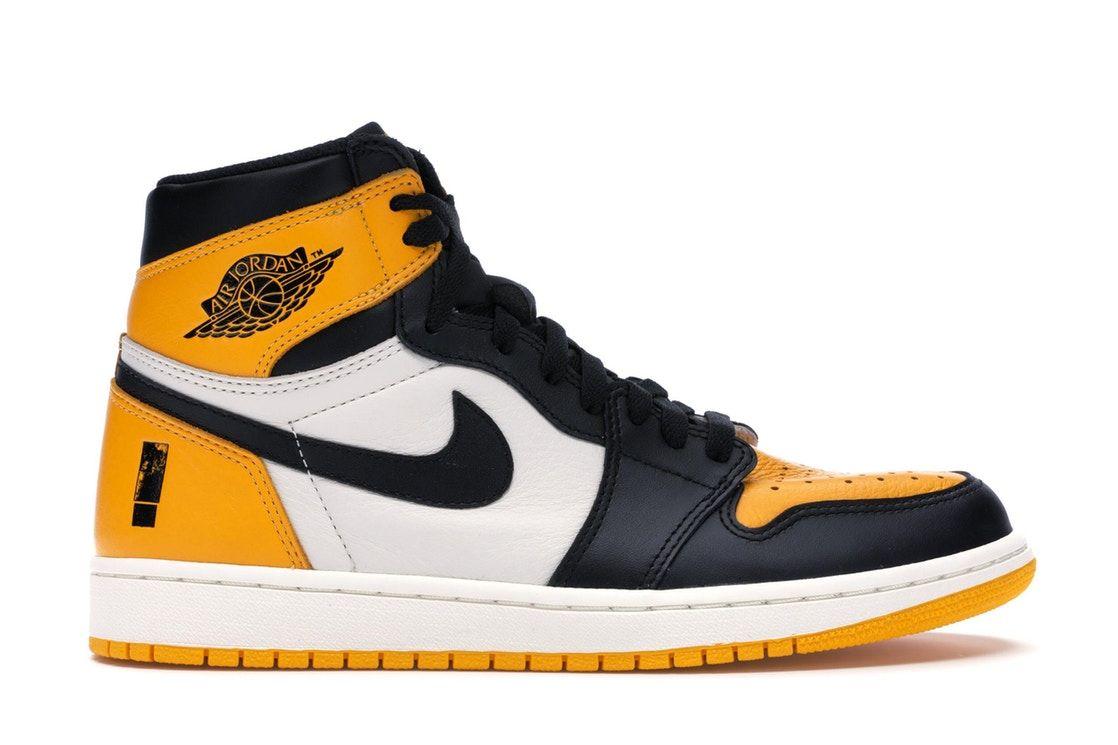 Le 10 sneakers Nike Air Jordan 1 più costose al mondo