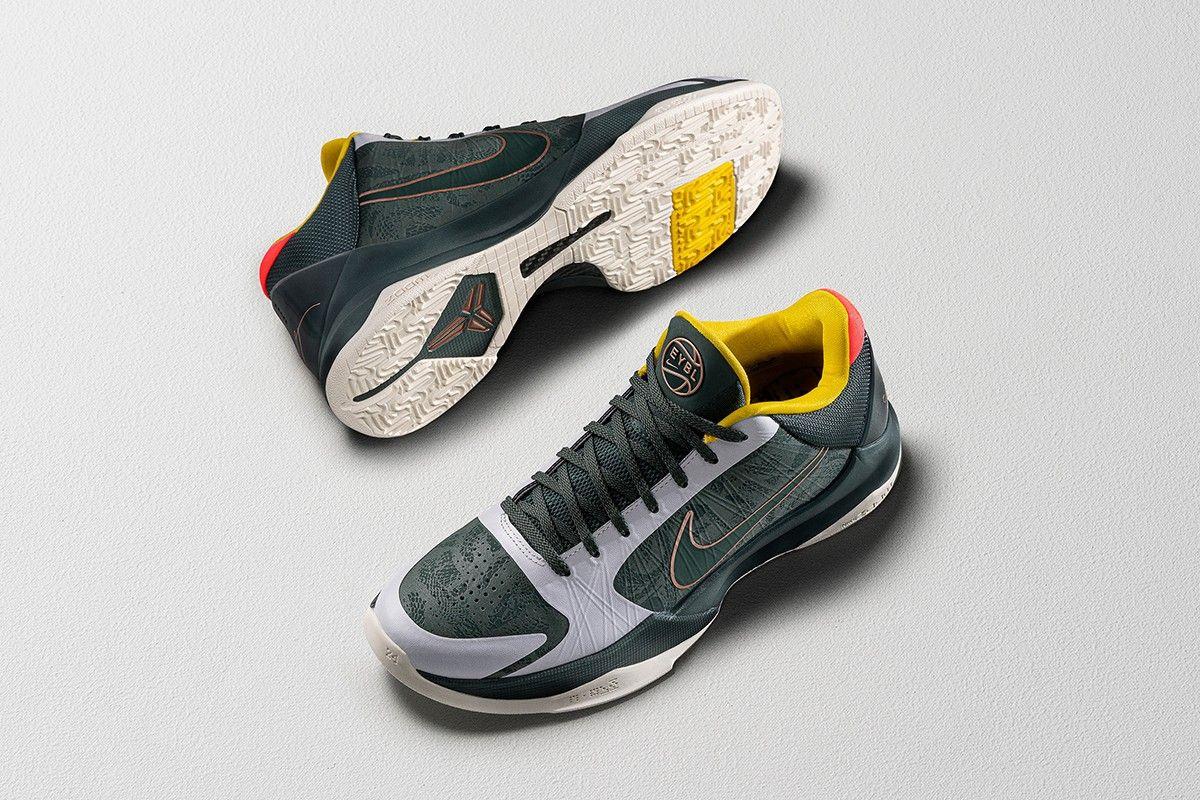 Le sneakers Nike in ricordo di Kobe Bryant