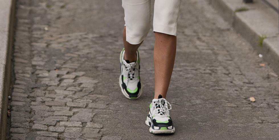 Investire in una di queste sneakers tendenza della Primavera Estate 2019 è un'esperienza sublime
