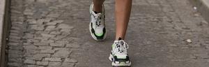 Sneakers moda Primavera Estate 2019