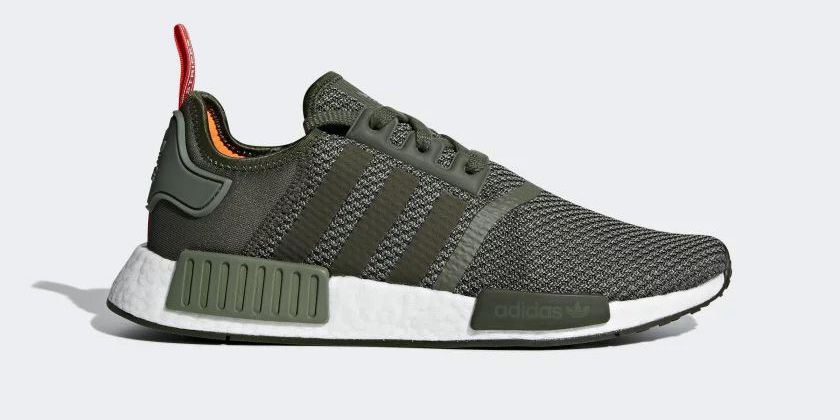 adidas nmd r1 nere e bianche