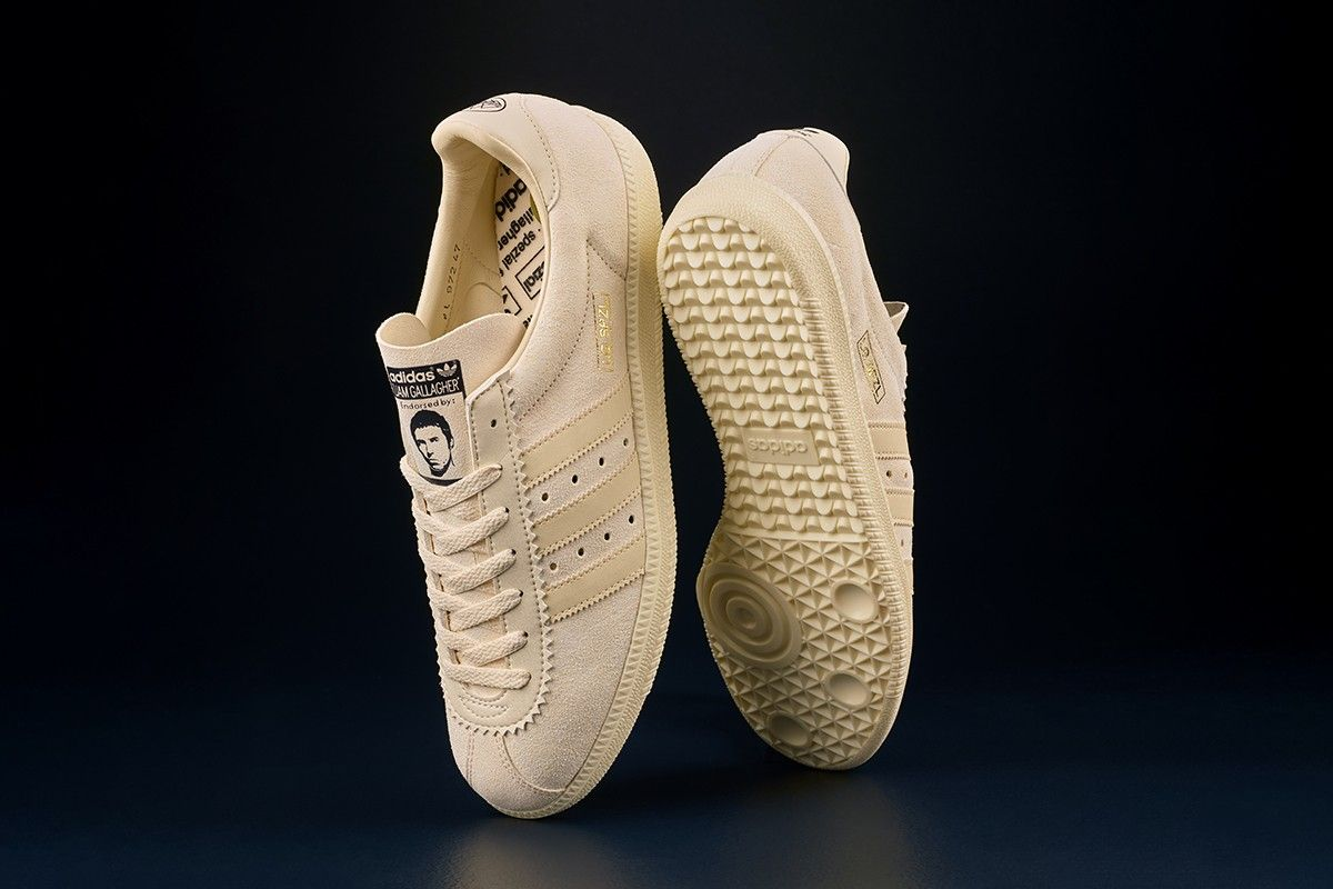 Le sneakers Adidas di Liam Gallagher perfette per l'autunno 2019