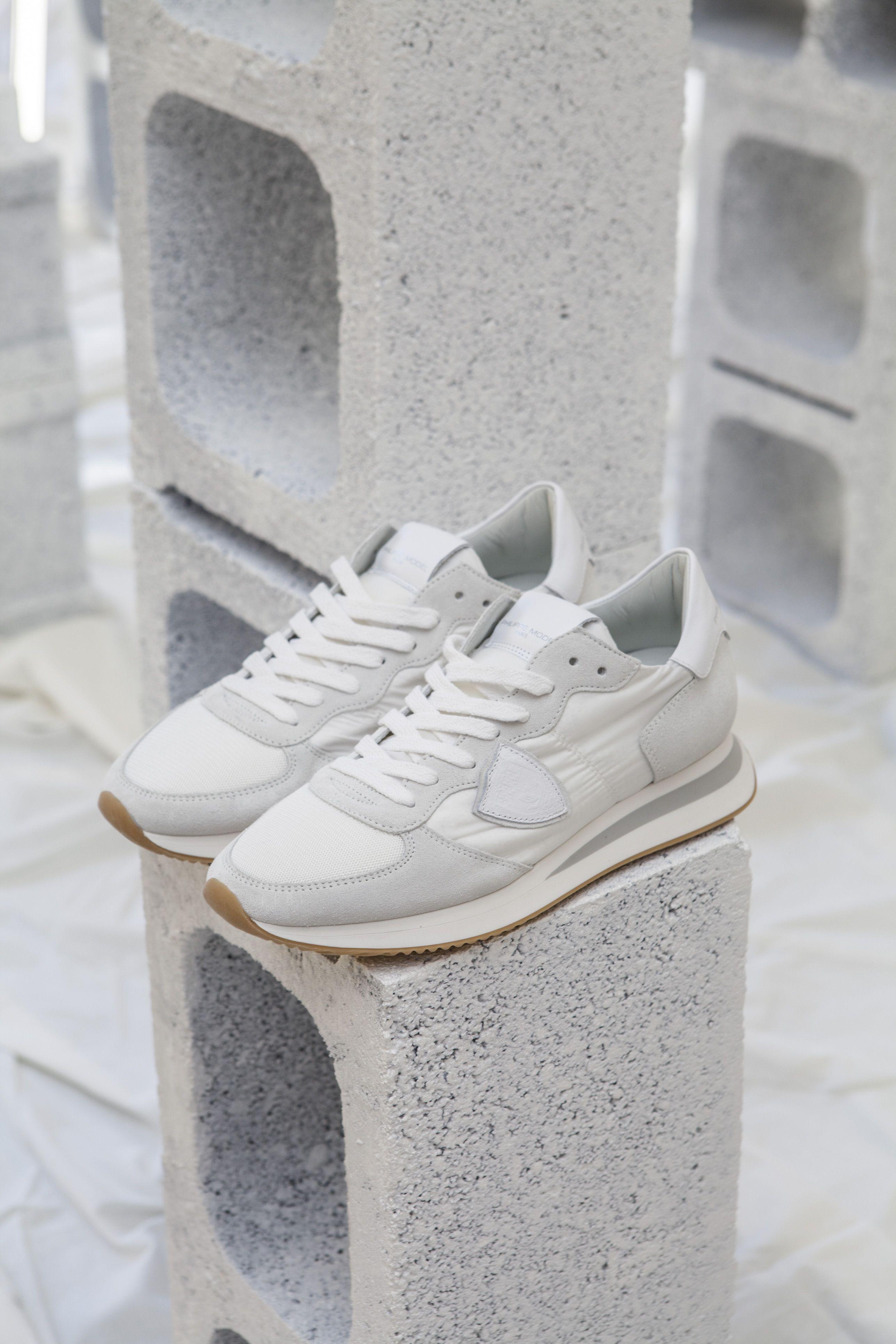 Scarpe bianche donna premiata, Collezione inverno 2020