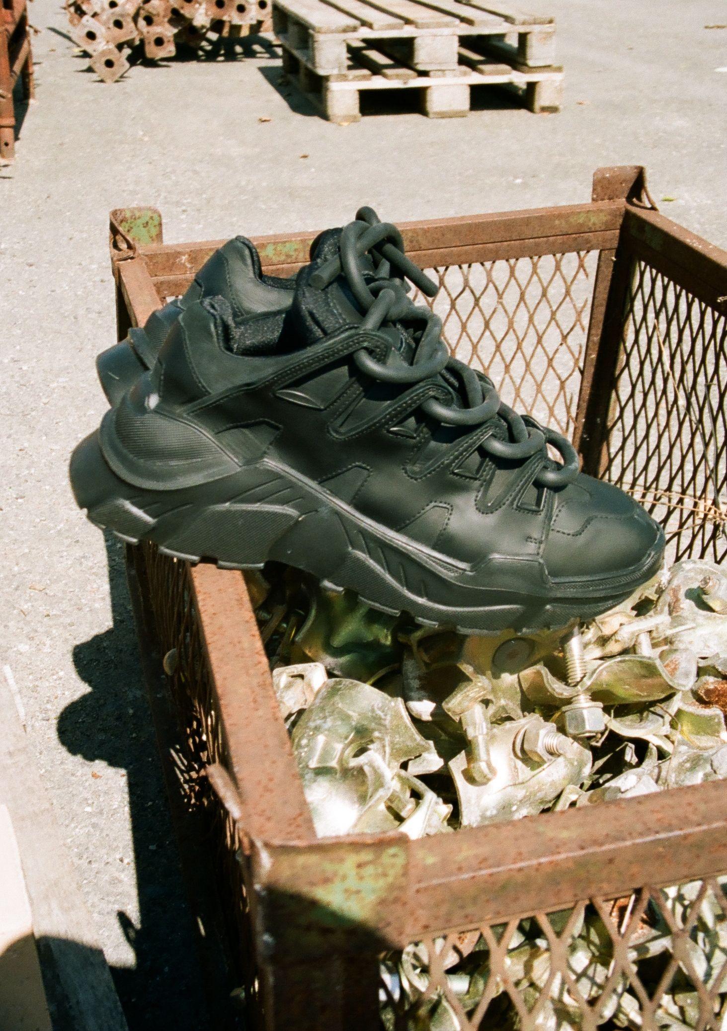 new styles 91e66 7f9d7 Chi è la mente dietro Gienchi, le sneakers più comprate di ...
