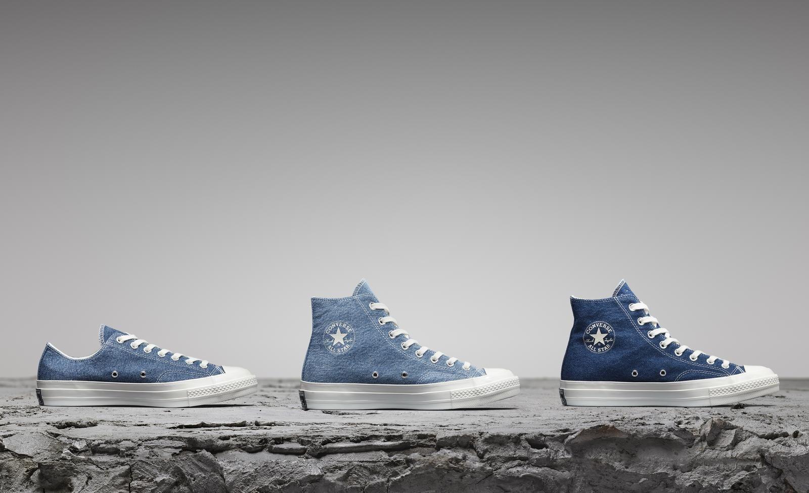 Le sneakers uomo Converse dell'autunno inverno 2019 2020