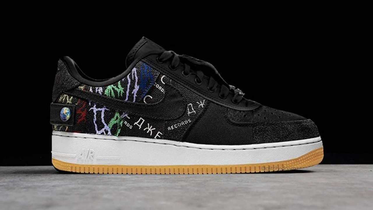 air force 1 alte nere
