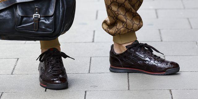 sneakers uomo nere primavera 2021