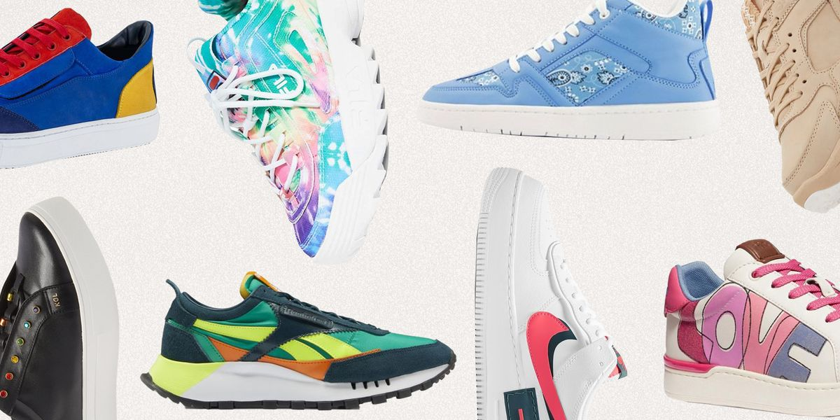 I Spent Hours Tracking Down the Cutest Sneakers on the Internet And These Are What I Found