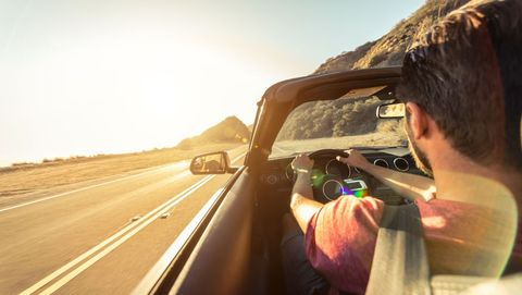 waarom is het lekker om hard te rijden