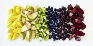 sneller groente en fruit snijden met deze truc