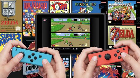 Nintendo announces SNES games are finally coming to the Switch