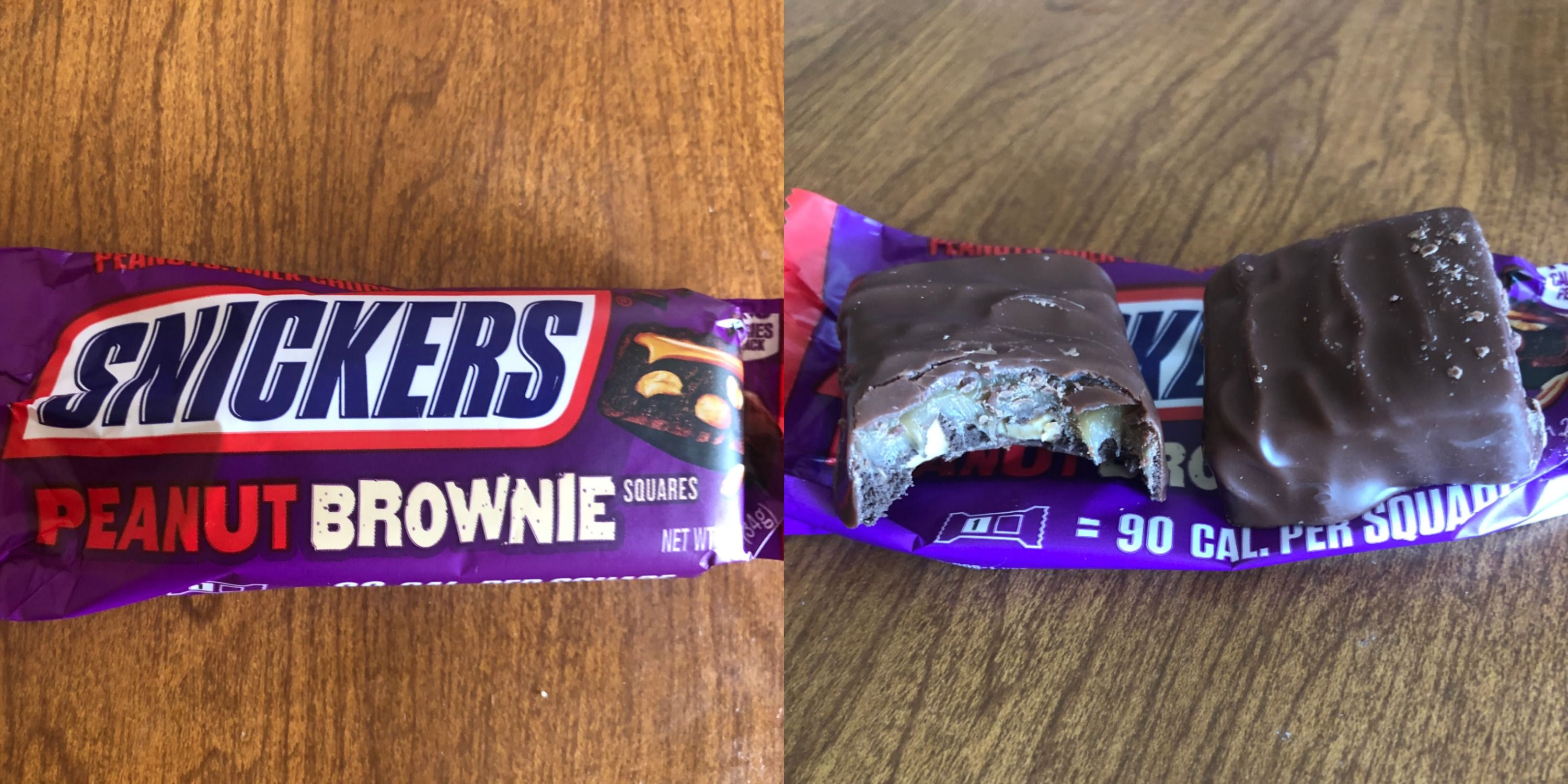 Snickers Is Launching A Peanut Brownie