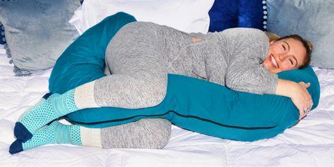 snoogle pregnancy pillow best 2019