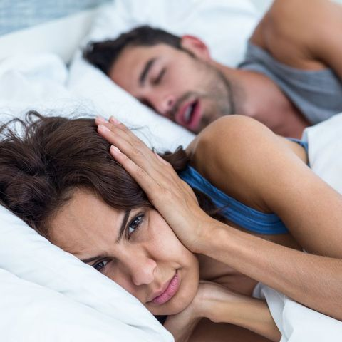 snoring causes and treatments