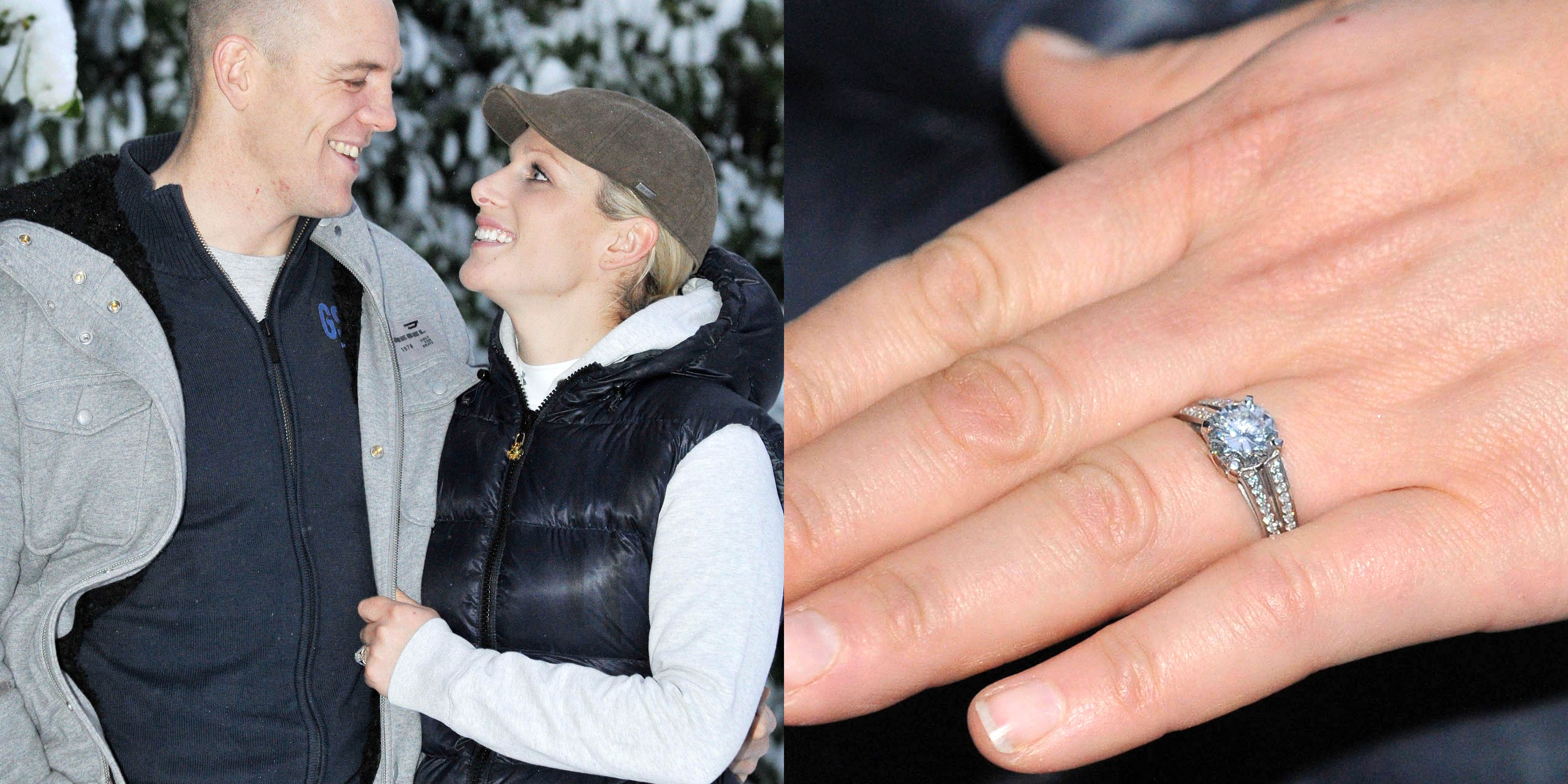 celebrity family rings royal kate all middleton engagement snow of time best