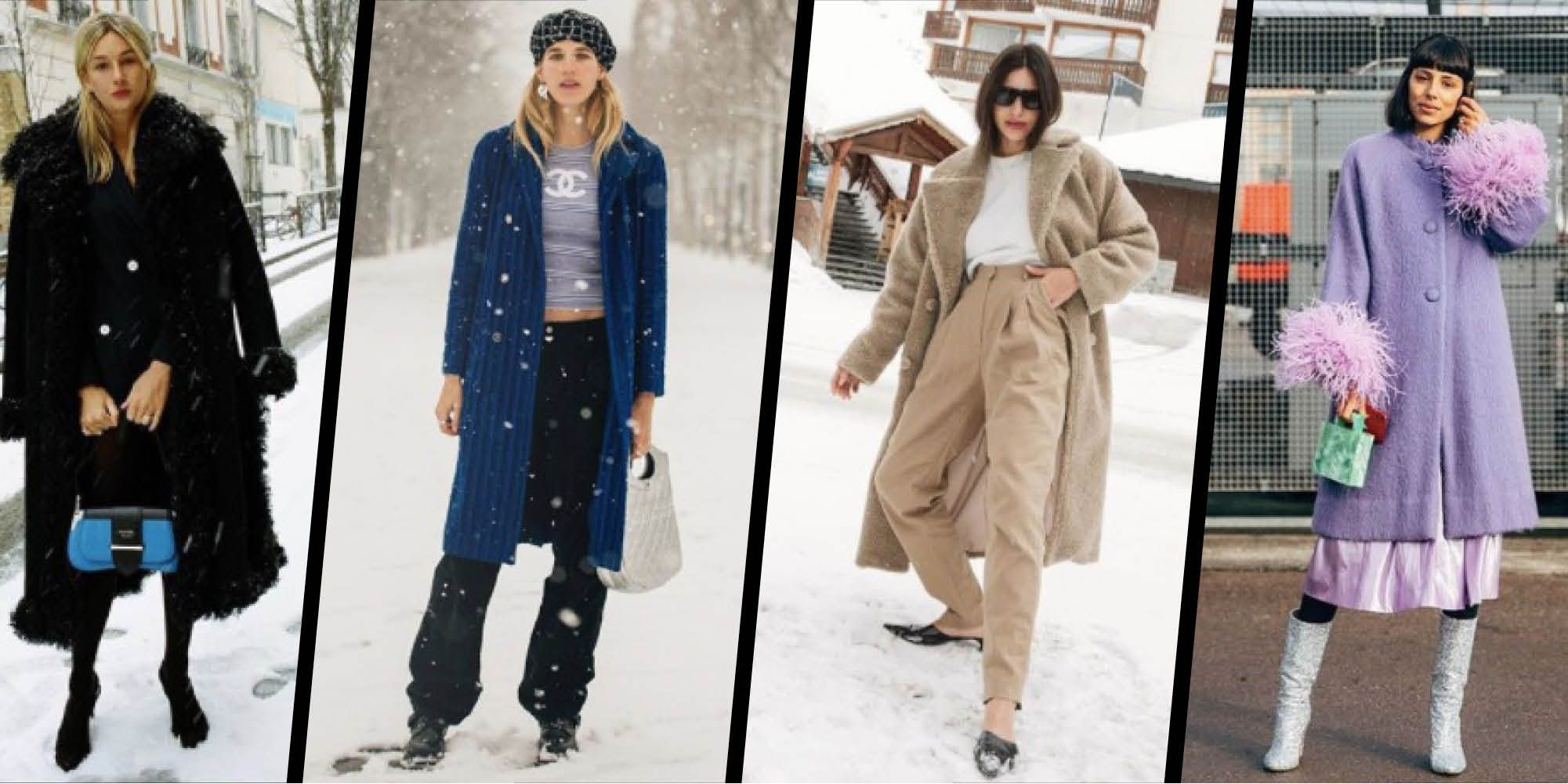 Clothes stores – Fashionable snow boots