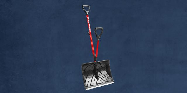 top rated snow shovel amazon