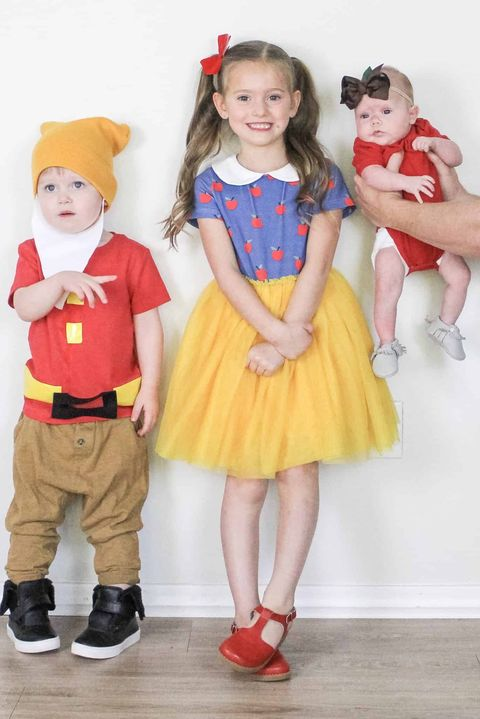 snow white sibling costume