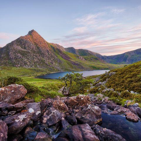 North Wales weekends, Snowdonia