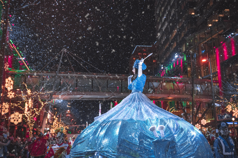 The Grinch Christmas Float Ideas.Snowflake Lane Is The Best Christmas Parade In Washington