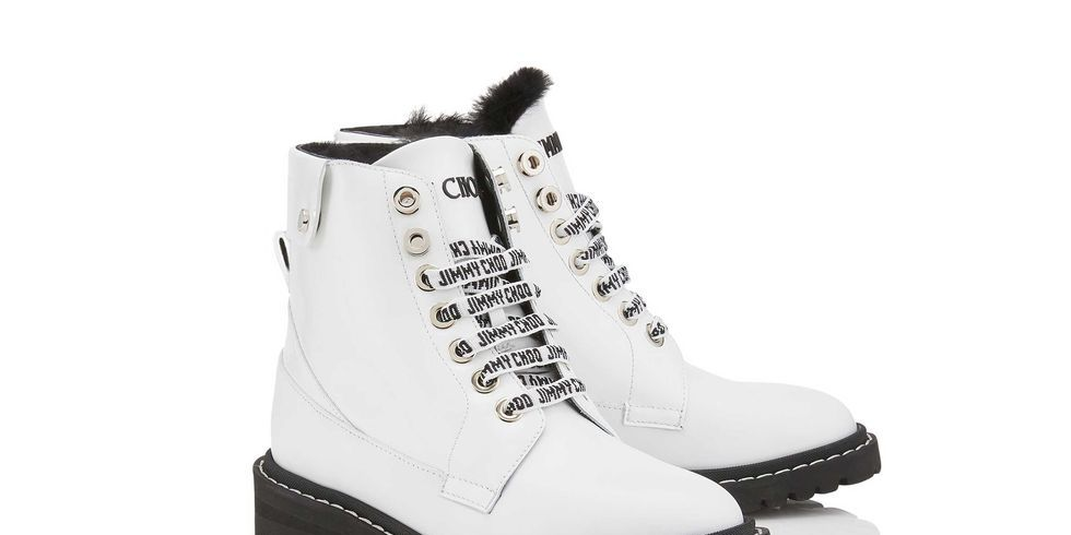 Jimmy Choo heated boots