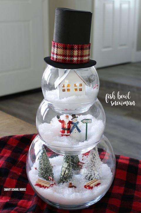 25 Easy Snowman Crafts For Kids And S Diy