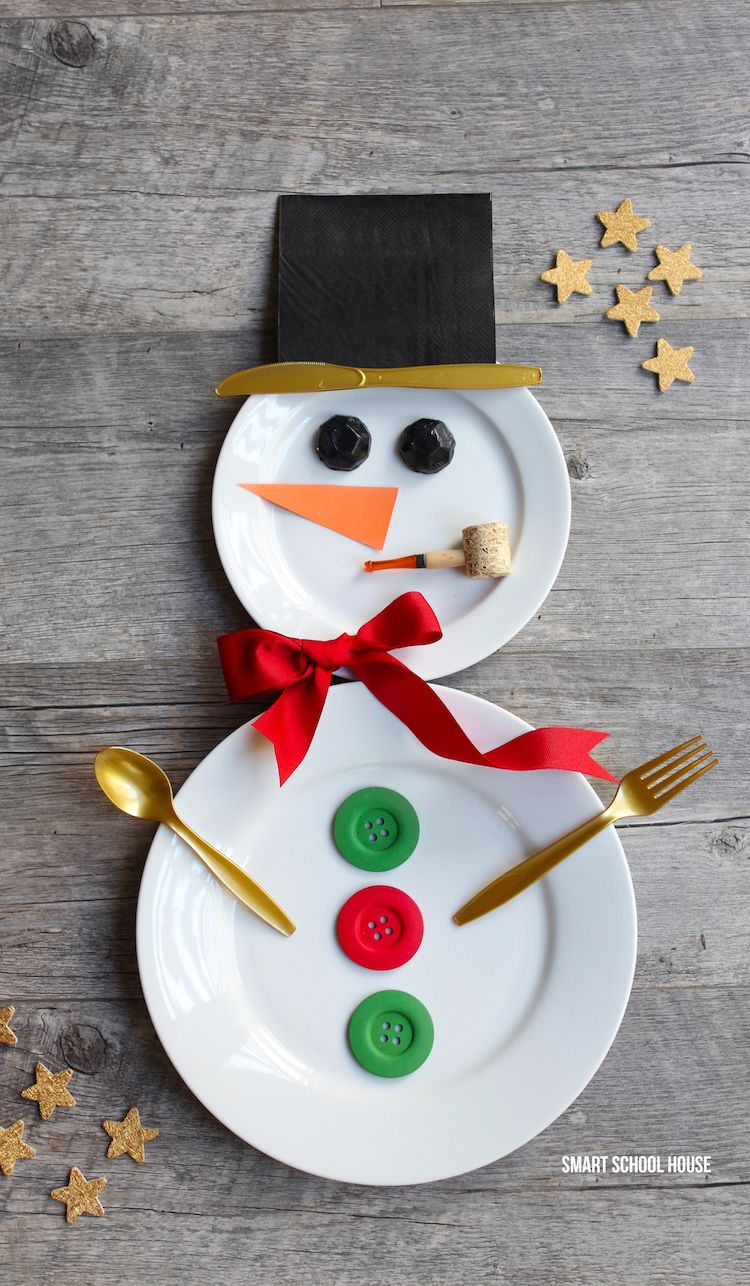 superior Snowman Craft Ideas Adults Part - 4: Country Living Magazine
