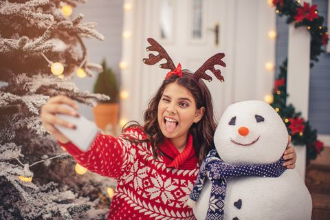 5f51cbddfbd8 70+ Christmas Captions for Instagram - Cute and Clever Captions for ...