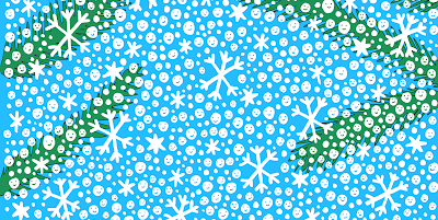 Can You Find the Tiny Snowman Hidden in This Winter Wonderland?