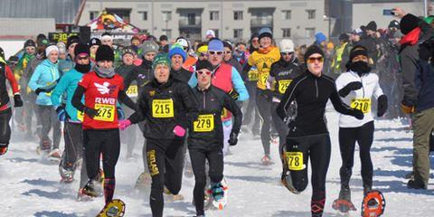 Snowshoe Racing Championships