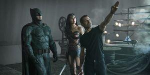Liga de la Justicia Zack Snyder