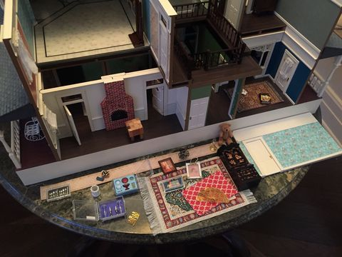 The Sharp Objects Dollhouse Cost Over Six Figures To