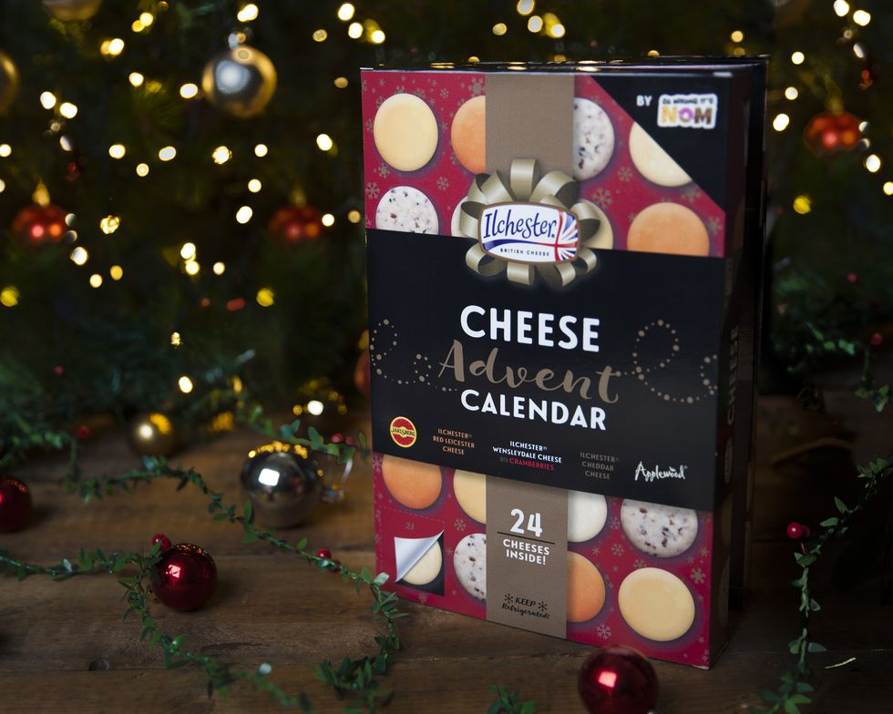 Cheese Advent Calendars Exist, and Yes, You Need One This Christmas