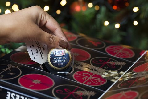 Aldi Cheese Advent Calendar.Cheese Advent Calendars Are The Perfect Way To Celebrate Christmas