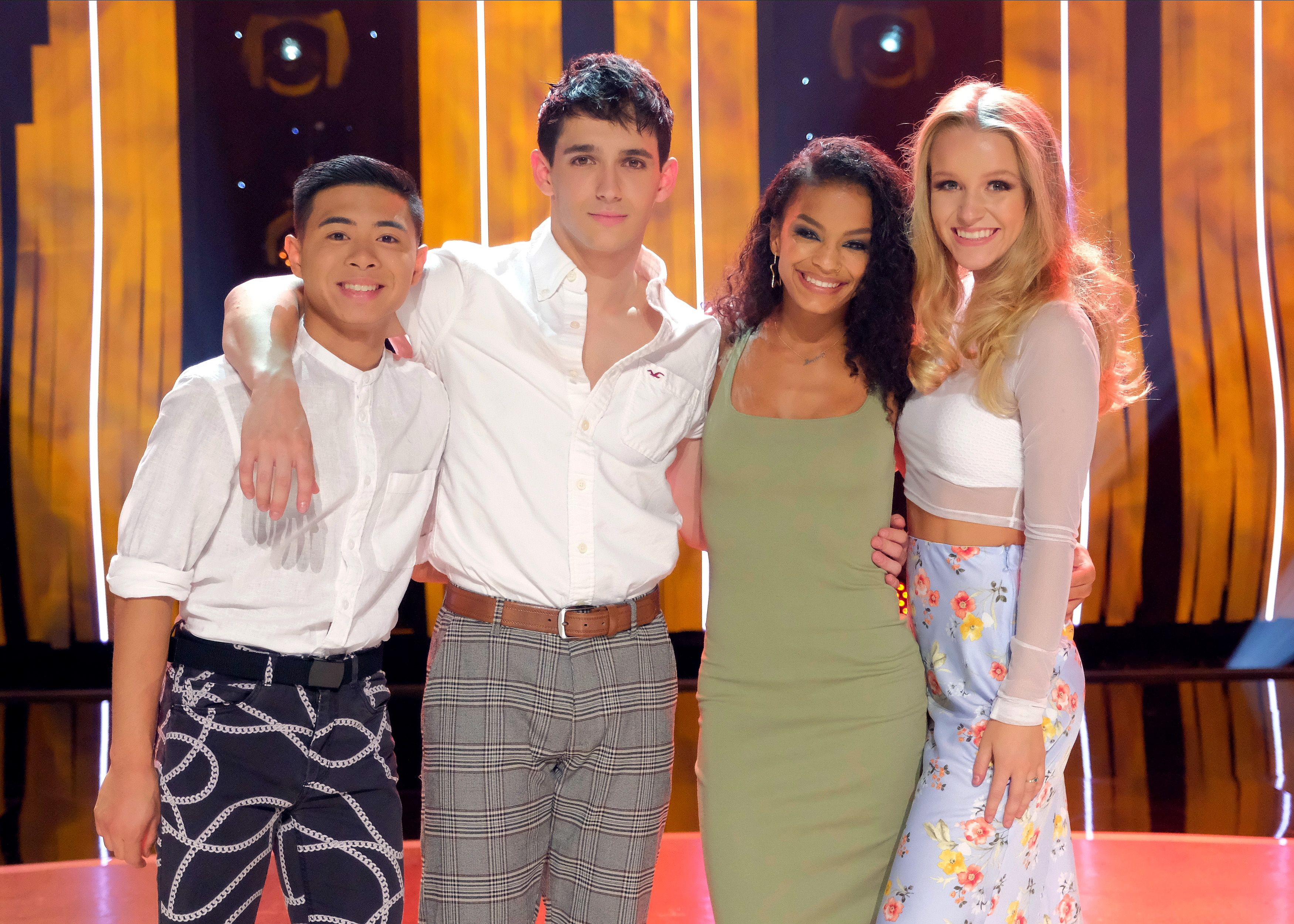So You Think You Can Dance' 2019 Finalists - SYTYCD Top 20