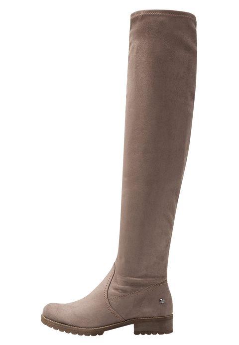 Footwear, Boot, Shoe, Riding boot, Knee-high boot, Brown, Durango boot, Beige, Snow boot, Suede,