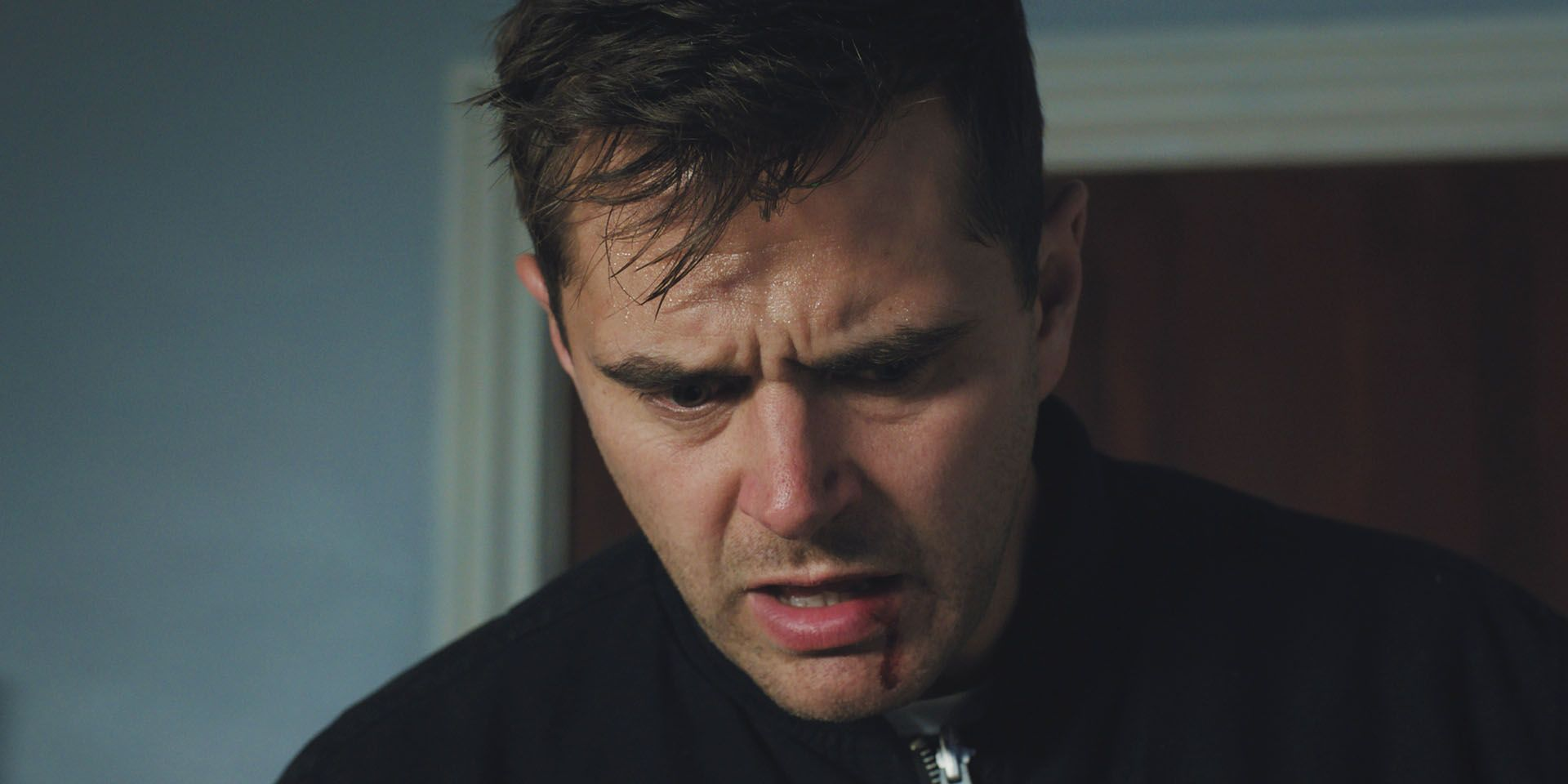 Iain Dean in Casualty